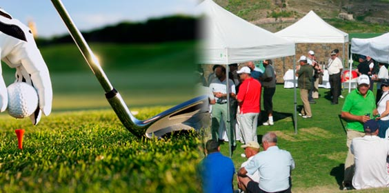 eventos de golf empresas Madrid